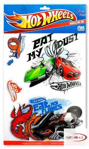 3D Falmatrica - Hot Wheels_1