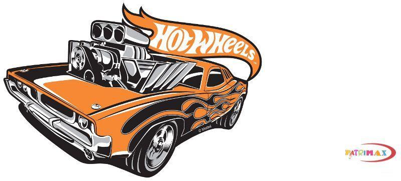3D Falmatrica - Hot Wheels-Rodger Dodger