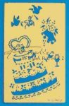 Kreatív hobby - Embossing sablon - Esküvői parti