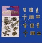 Fém dísz - Vallás - fém függő