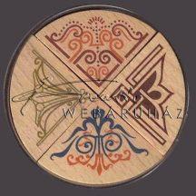 Fanyomda - Sarok nyomda 4db-os