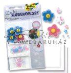 Kreatív hobby - Dekor készlet - Színes Virág