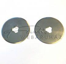 Körkés tartalék penge, egyenes - 45 mm-es körkéshez - 2db-os készlet