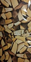 Kartonpapír - Fakéreg mintás, Karton 1 lap