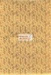 Holografikus kartonpapír - Arany flitter, 215 gr