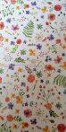 Karton papír - Aquarell virágok