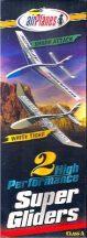 Repülő Modell - Shark Attack- White Tiger