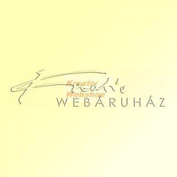 Gyöngyház fényű karton - Jázmin - pezsgő színű, gyöngyház fényű karton, 10 lap