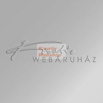 Gyöngyház fényű karton - Jázmin - Mink-ezüst színű, gyöngyház fényű karton, 10 lap