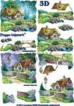 Erdőszéli Házikó, Fázisos 3D