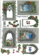 Templom ablak, Fázisos 3D
