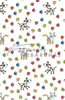 Kartonpapír - Kutya- Cica, Karton