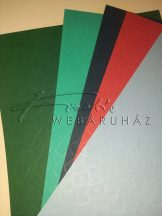 Kartonpapír - Több színben - pöttyös karton 31x21cm