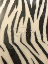Kreatív hobby - Transzparens papír - Szafari Mintás - Zebra