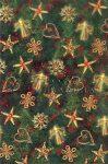 Kreatív hobby - Transzparens papír - Szalma karácsonyfadíszek