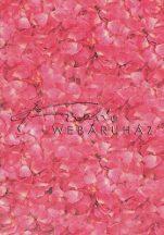 Kartonpapír - Pink Hortenzia, Karton
