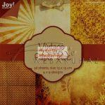 Kreatív hobby - Albumpapír - Vintage Paper Block 6011-010