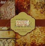 Kreatív hobby - Albumpapír - Vintage Paper Block 6011-0102