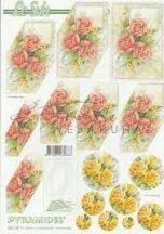 Rózsák, 3D