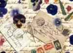 Kreatív hobby - Albumpapír - Vintage Paper Block Régi levelezés