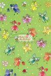 Kreatív hobby - Kartonpapír - Virágtündér Karton, zöld