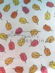 Tulipánfejek, Transzparens papír - 10 lap/csomag