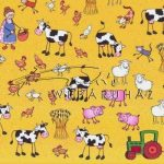 Kreatív hobby - Transzparens papír - Vidéki farm