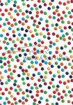 Kreatív hobby - Transzparens papír - Bonbon