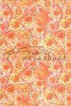 Transzparens papír - Apró Rózsa mintás
