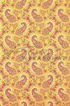 Kreatív hobby - Transzparens papír - Narancssárga Népi