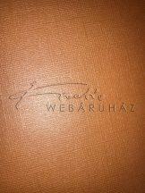 Gyöngyház fényű, Ananász színű papír 90gr