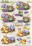 Dinnye, Déli Gyümölcsök Fázisos 3D