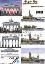 Brandenburgi kapu, Fázisos 3D