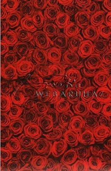 Transzparens papír - Vörös Rózsa