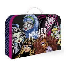 Óvodai bőrönd - Monster High - 35x23x10 cm