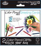 Kreatív hobby - Hobby művész - Üdvözlőlap színező szett