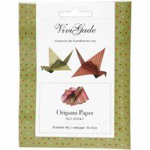 Origami papír - Helsinki