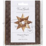 Origami papír - Oslo - Csillag minta