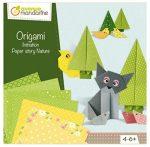 Óriási origami ajándék készlet - Az első origami készletem, 359 részes készlet - Óvodásoknak is!