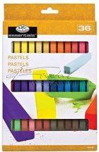 Kreatív hobby - Porpasztell készlet - Royal - 48db, egész