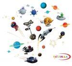 Falmatrica - Űrhajós - Djeco - Kifutó termék