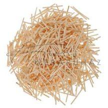 Gyufaszál méretű pálcikák csomagban - kb. 5000 db/csomag