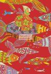 Kreatív hobby - Színes képkarcoló füzet 4 különböző színes képpel, karctűvel - Bíbortündér
