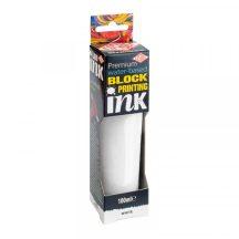 Linófesték, karmazsinvörös, 100ml - prémium minőségű