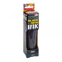 Linófesték, fekete, 100ml - prémium minőségű