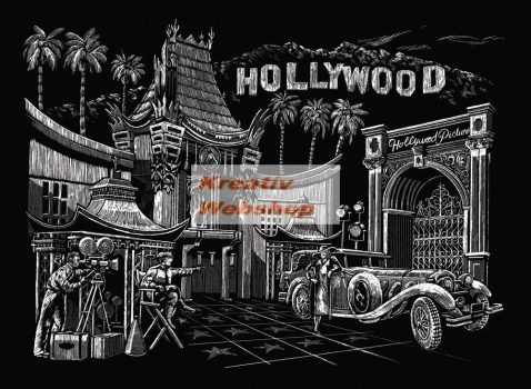 Kreatív hobby - Hollywood