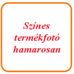 Filclap A4 sötét narancs