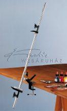 Festőállvány fémből - Asztalra szerelhető