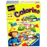 Colorino játék készket - Ravensburger -Színek és formák készlet 3-6 éves korúak számára