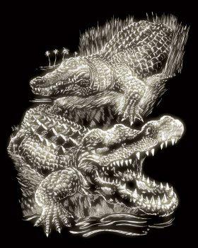 Kreatív hobby - Krokodil